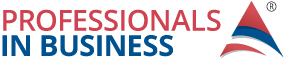Professionals in Business logo